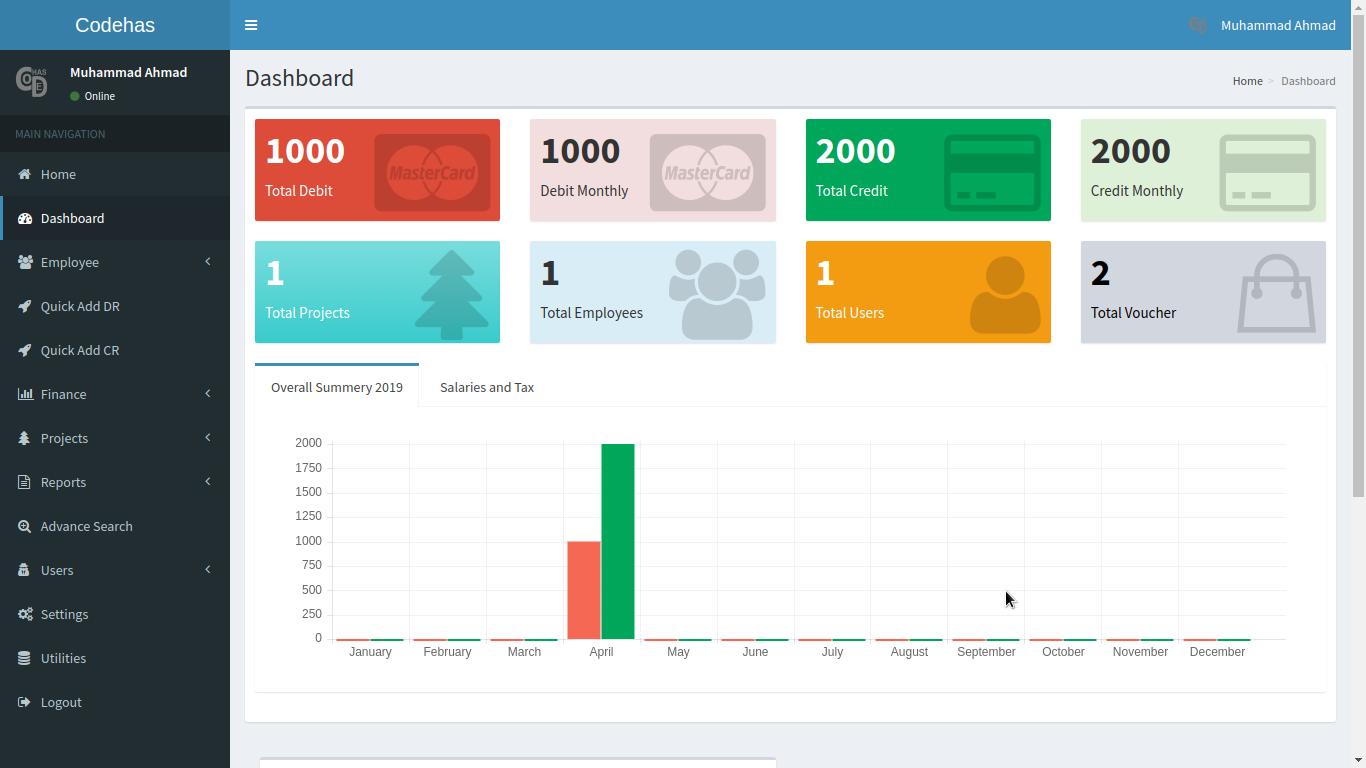 PMS Project Management System 0.11v