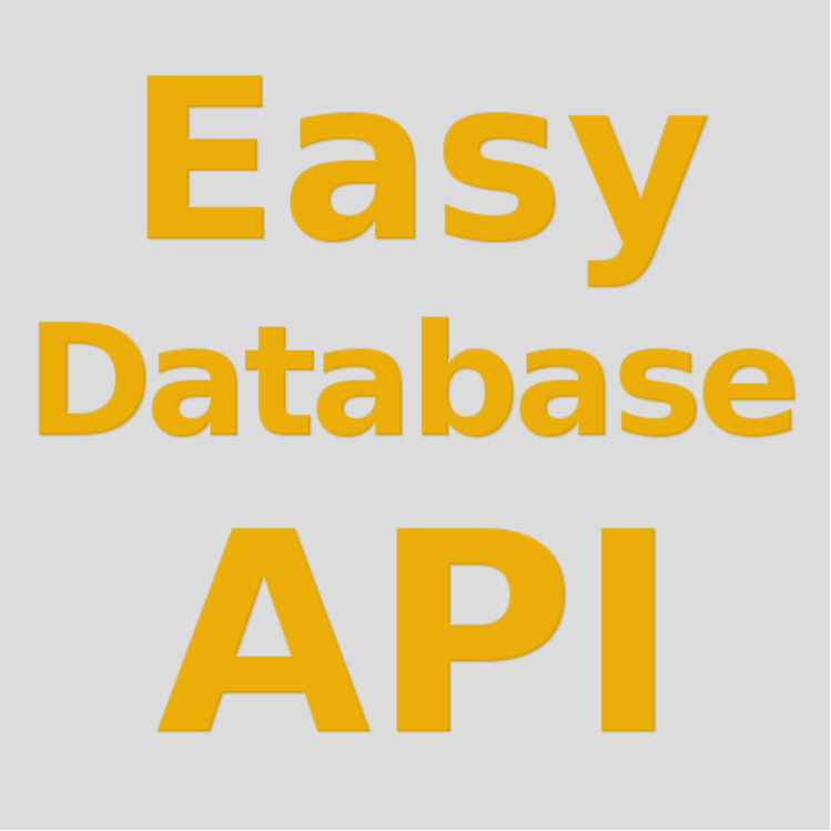 EasyDatabase for PHP