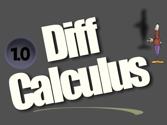 Diff-Calculus 1.0