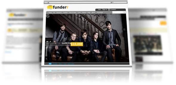 Funderr Start your Own Crowd Funding Marketplace