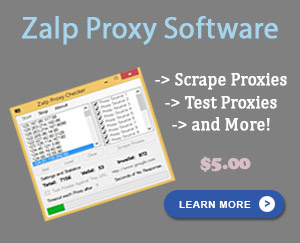Proxy Software to Get HUNDREDS of Working Proxies at Anytime