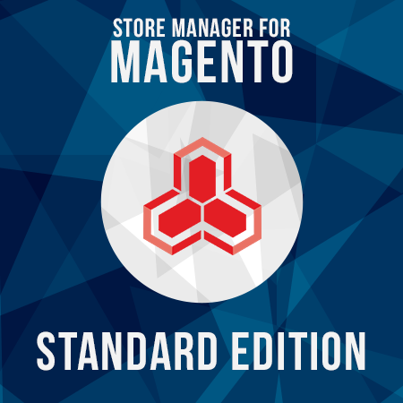 Store Manager for Magento Standard Edition