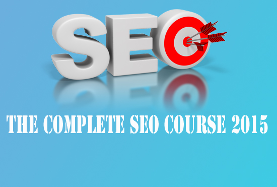 I will Give The Complete SEO Course 2015 I Hit 1 on Google