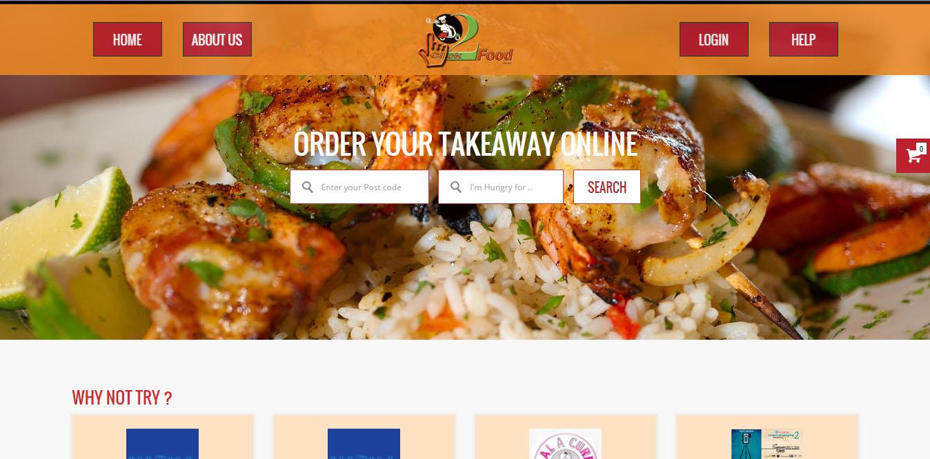 Restaurant Marketplace,  Online Food Orders