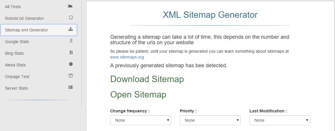 S.E.O Helper Sitemap, Robots. Txt Generator For $19
