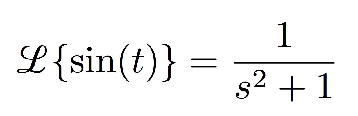 Laplace and Inverse Laplace Transform solver