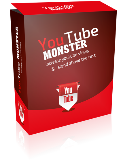 Youtube monster bot / 2019 New Advanced Version