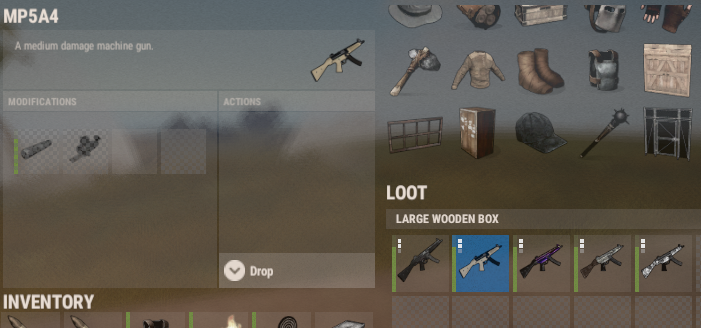 SkinBox for Rust