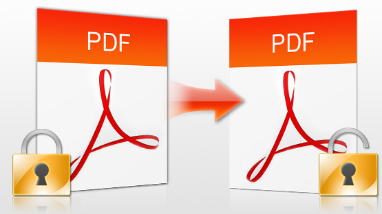 Unlock / decrypt any password protected PDF