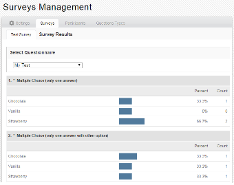 PHP Survey