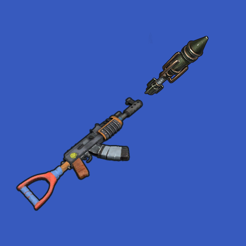 RocketGun for Rust