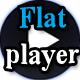 Flat Audio Player