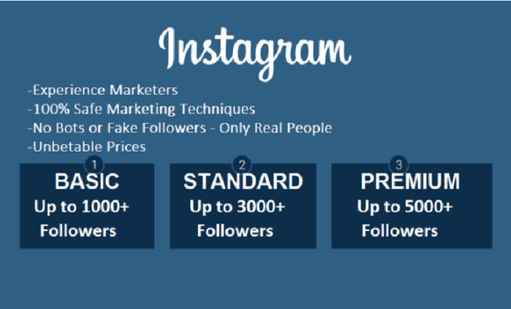 I Can Do Professional Instagram Marketing