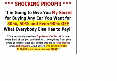 Web to sell Clickbank products