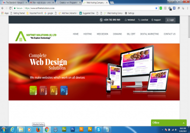 Convert my website to html