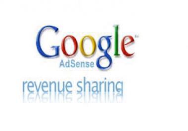 Adsense revenue share Script