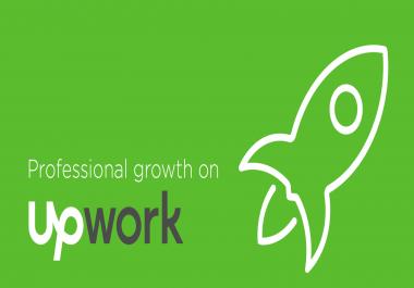 Need upwork profile Approval Method