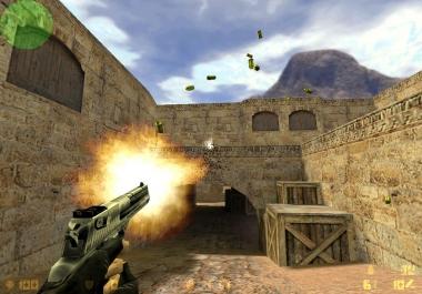 C Screenshot of OpenGL Game