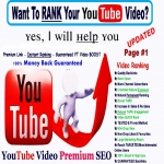 YouTube VERIFIED RANKING SEO BULLET Backlinks High Tf Da -LIMITED Time Offer -HURRY Now GET YOUR BON
