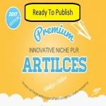 1133 Premium Ready To Publish PLR Articles About Arts & Entertainment