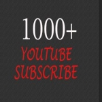 Give You 100 YouTube Subscribe