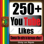 get you super fast 250+ YouTube likes for your Video