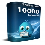 Give you 10000+ Twitter Folowers in 24-48 hours only