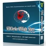 SEOClerks Affiliate Store Responsive 2017
