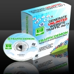 TrafficDemon - Generate UNLIMITED TRAFFIC For Life
