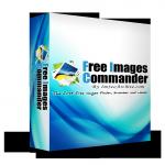 Free Images Commander Pro