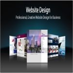 I Will Create 5 page Static Website with Free 1 year hosting and free. Com Domain.