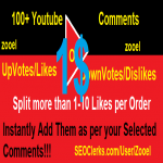 Instantly Add 100+ YouTube Comments Upvotes/DownvotesVideo
