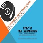 do music promotions radio, press,  college