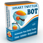 Smart Twitter Follow / Unfollow Bot