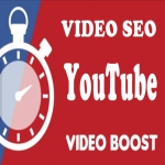 YouTube Video SEO Viral Marketing By HQ Backlinks Embeds Shares Bookmarks