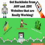 Boost your serps with 30 high octane EDU and GOV backlinks