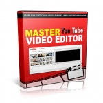 Master YouTube Editor with Master Resale Rights License
