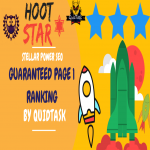 HOOT Star - 100 Services In 1 - 100K+ Links - Video,  Testimonial,  Backlinks,  Signals,  Traffic & more