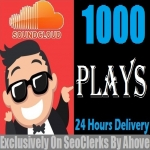Start Instant 1000 SoundCloud Plays In Your Tracks for 1
