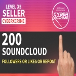 Add 200 Soundcloud Followers Or 200 Likes Or 200 Reposts