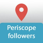 1000 Periscope Followers subs