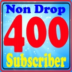 Add 400+ sub scribes active fully safe very fast complete start now