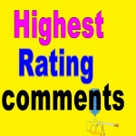 I provide highest rating 6 comments in any business website