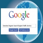 Drive unlimited Genuine Organic Google Search Engine Traffic to improve Google Rank