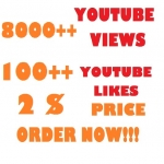 Super Fast 2000-2500 Youtube Ranking Views Lowest Price Ever Instant Delivery