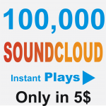 Add 100K Soundcloud P-L-A-Y-S to your track Splitable