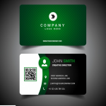 Make AWESOME Business Card with instant delivery