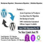 move Wordpress,  Wordpress Migration