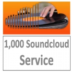 Super 1,000 soundcloud followers Or 1,000 soundcloud Likes Or 1,000 soundcloud Repost
