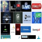 Join with your online live streaming show with 25 friends
